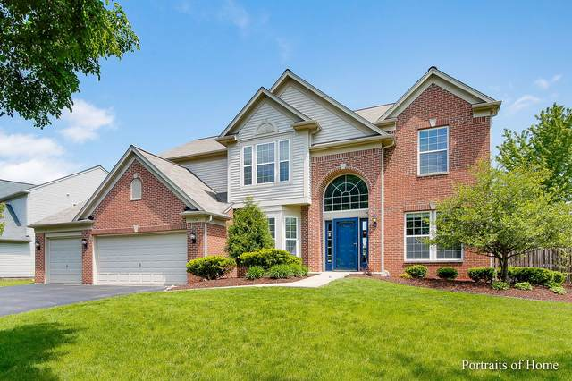 334 Clubhouse Street, Bolingbrook, IL 60490 (MLS #11087781) :: Angela Walker Homes Real Estate Group