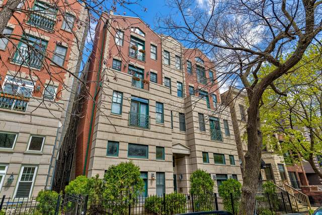 854 W Buckingham Place 2E, Chicago, IL 60657 (MLS #11087785) :: Touchstone Group