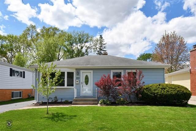 336 N Martha Street, Lombard, IL 60148 (MLS #11087821) :: Angela Walker Homes Real Estate Group