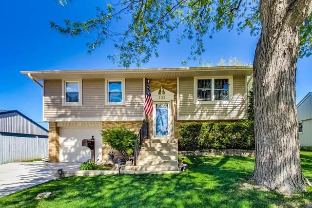 103 Villa Road, Streamwood, IL 60107 (MLS #11087829) :: Littlefield Group