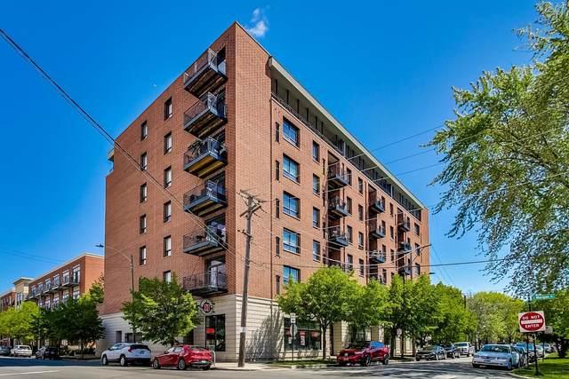 974 W 35th Place #508, Chicago, IL 60609 (MLS #11087847) :: Ryan Dallas Real Estate