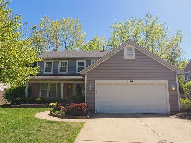 1661 W Edgewater Lane, Palatine, IL 60067 (MLS #11087851) :: The Wexler Group at Keller Williams Preferred Realty