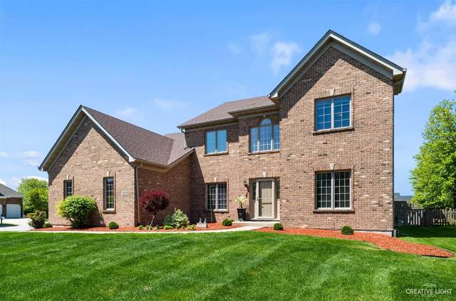 3939 Highknob Circle, Naperville, IL 60564 (MLS #11087882) :: Schoon Family Group