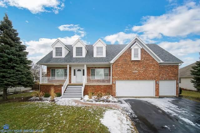 24461 Brooklands Lane, Plainfield, IL 60585 (MLS #11087905) :: Helen Oliveri Real Estate