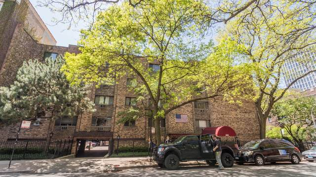 3620 N Pine Grove Avenue #509, Chicago, IL 60613 (MLS #11087919) :: Touchstone Group