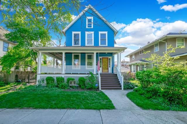 425 S Grove Avenue, Oak Park, IL 60302 (MLS #11087927) :: Helen Oliveri Real Estate