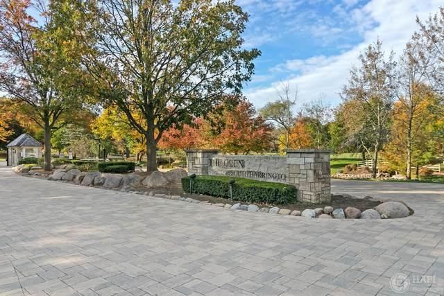 9 Kitson Drive, South Barrington, IL 60010 (MLS #11087929) :: Helen Oliveri Real Estate
