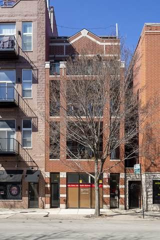 3228 N Sheffield Avenue #3, Chicago, IL 60657 (MLS #11087959) :: Ryan Dallas Real Estate