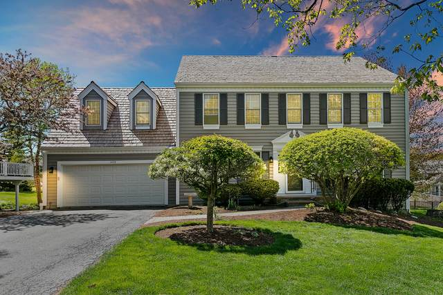 498 Calvin Court, Gurnee, IL 60031 (MLS #11088009) :: BN Homes Group