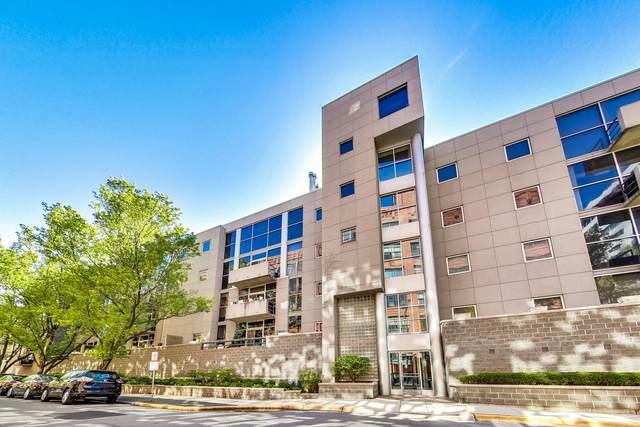 939 W Huron Street #201, Chicago, IL 60642 (MLS #11088027) :: Ryan Dallas Real Estate