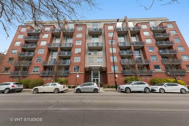 1100 W Montrose Avenue #306, Chicago, IL 60613 (MLS #11088046) :: Ryan Dallas Real Estate