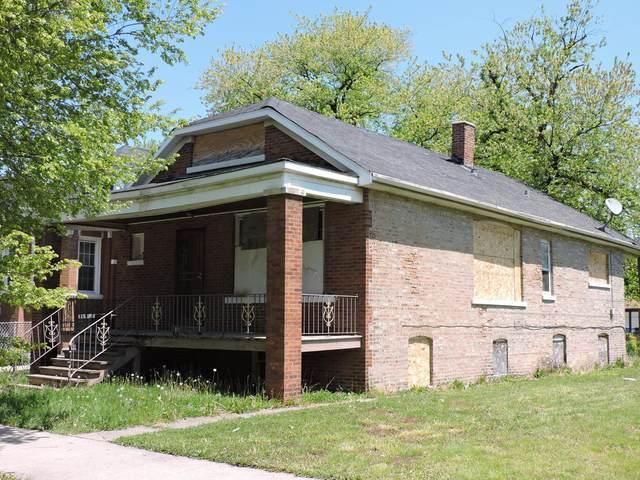 7643 S Bishop Street, Chicago, IL 60620 (MLS #11088048) :: Helen Oliveri Real Estate