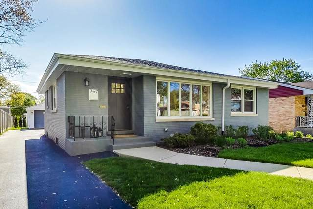 757 S Fairfield Avenue, Elmhurst, IL 60126 (MLS #11088080) :: Angela Walker Homes Real Estate Group
