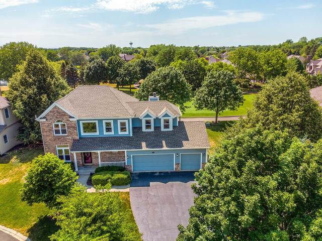 5 Point O Woods Court, Lake In The Hills, IL 60156 (MLS #11088103) :: The Spaniak Team