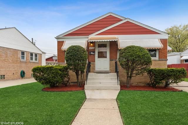 4453 Emerson Avenue, Schiller Park, IL 60176 (MLS #11088154) :: Helen Oliveri Real Estate