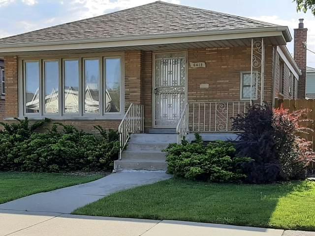 6418 S Lamon Avenue, Chicago, IL 60638 (MLS #11088171) :: Littlefield Group