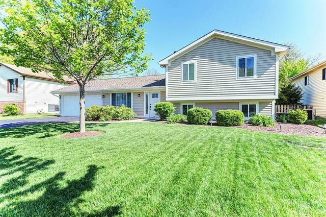 2360 Leeward Lane, Hanover Park, IL 60133 (MLS #11088192) :: Helen Oliveri Real Estate