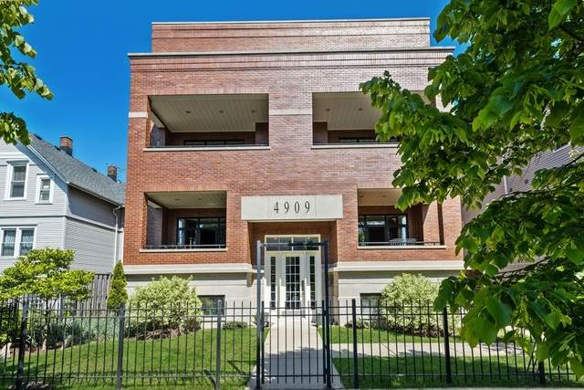 4909 N Ravenswood Avenue 1N, Chicago, IL 60640 (MLS #11088220) :: Littlefield Group