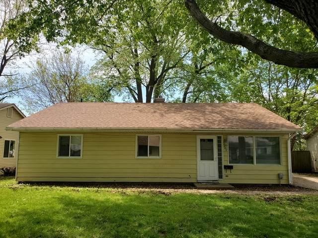 1709 Burnetta Street, Champaign, IL 61821 (MLS #11088225) :: Ryan Dallas Real Estate