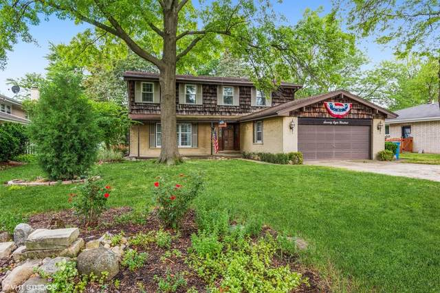 7800 Queens Court, Downers Grove, IL 60516 (MLS #11088241) :: John Lyons Real Estate