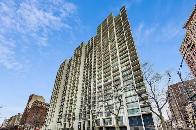 3200 N Lake Shore Drive #709, Chicago, IL 60657 (MLS #11088244) :: Ryan Dallas Real Estate