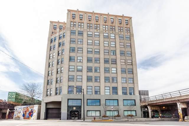 1550 S Blue Island Avenue #718, Chicago, IL 60608 (MLS #11088264) :: Ryan Dallas Real Estate