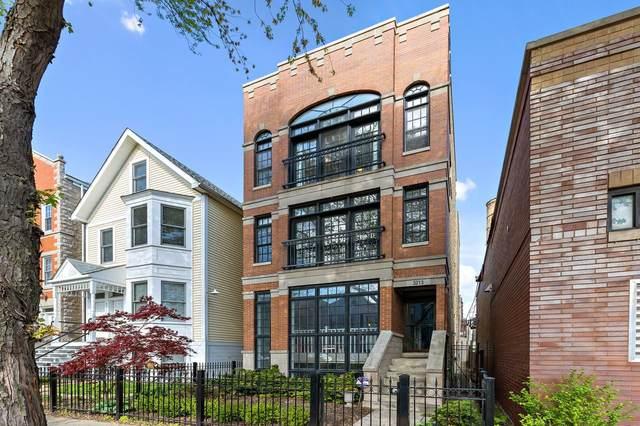 3213 N Clifton Avenue #3, Chicago, IL 60657 (MLS #11088295) :: Ryan Dallas Real Estate