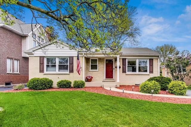 718 E Euclid Avenue, Arlington Heights, IL 60004 (MLS #11088341) :: Helen Oliveri Real Estate
