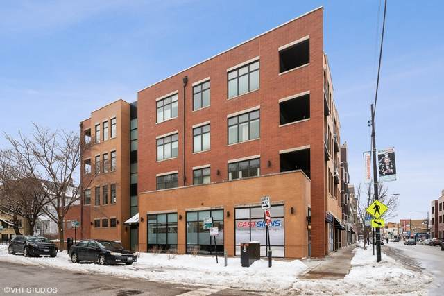 3158 N Seminary Avenue 2C, Chicago, IL 60657 (MLS #11088359) :: Ryan Dallas Real Estate