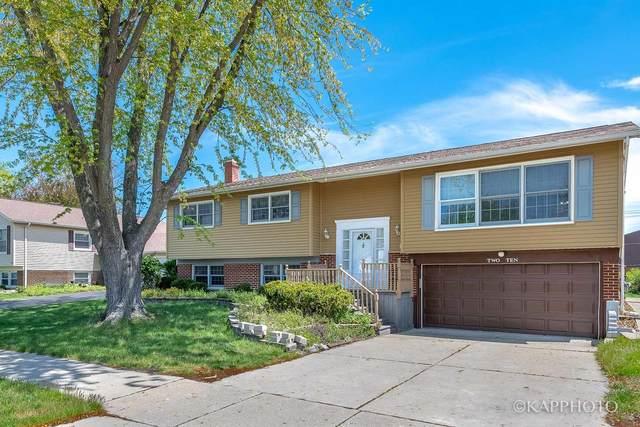 210 W Tanglewood Drive, Arlington Heights, IL 60004 (MLS #11088369) :: Helen Oliveri Real Estate