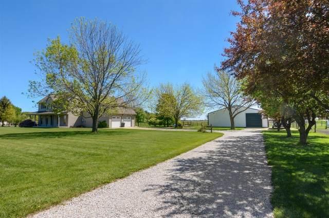 1552 County Road 2350 E, ST. JOSEPH, IL 61873 (MLS #11088376) :: Ryan Dallas Real Estate
