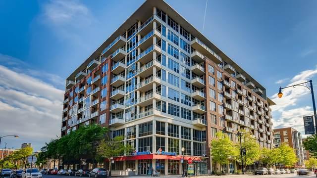 901 W Madison Street #821, Chicago, IL 60607 (MLS #11088390) :: Ryan Dallas Real Estate