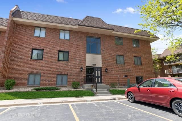 2310 Woodbridge Way 1B, Lombard, IL 60148 (MLS #11088393) :: Littlefield Group