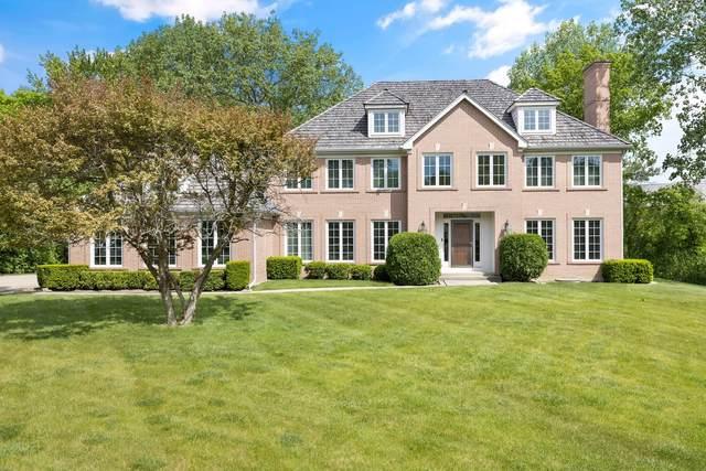60 Bath And Tennis Club Road, Lake Bluff, IL 60044 (MLS #11088485) :: Helen Oliveri Real Estate