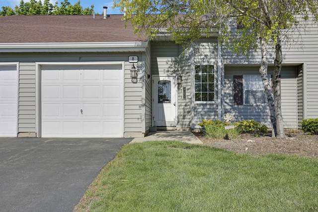 8 Gant Circle E, Streamwood, IL 60107 (MLS #11088488) :: Littlefield Group