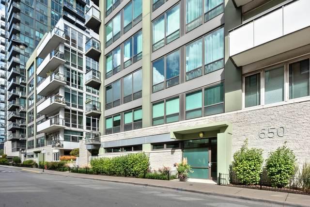650 W Wayman Street 507C, Chicago, IL 60661 (MLS #11088502) :: Ryan Dallas Real Estate
