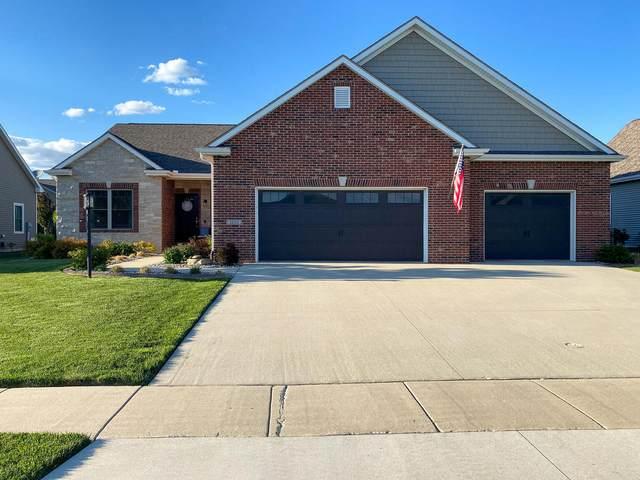 1604 E Kassen Avenue, Mahomet, IL 61853 (MLS #11088514) :: Ryan Dallas Real Estate