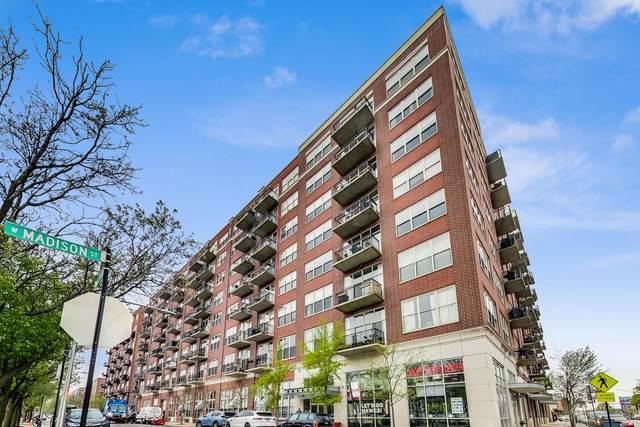 6 S Laflin Street #613, Chicago, IL 60607 (MLS #11088521) :: Ryan Dallas Real Estate
