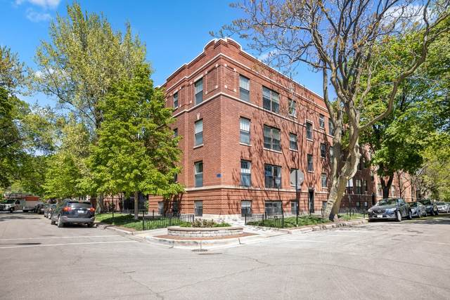 2703 N Mildred Avenue 2B, Chicago, IL 60614 (MLS #11088534) :: Ryan Dallas Real Estate