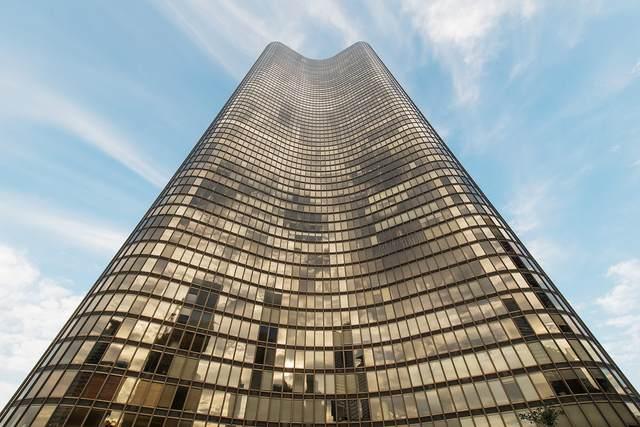 505 N Lake Shore Drive #6010, Chicago, IL 60611 (MLS #11088553) :: Helen Oliveri Real Estate