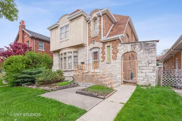1212 N Oak Park Avenue, Oak Park, IL 60302 (MLS #11088563) :: Angela Walker Homes Real Estate Group