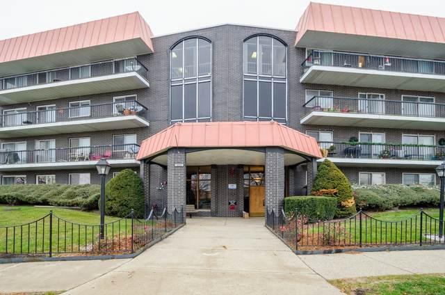 4840 Foster Street #402, Skokie, IL 60077 (MLS #11088576) :: Littlefield Group