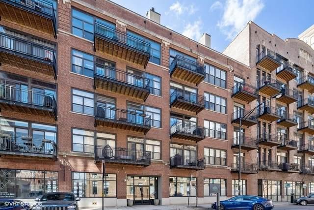 375 W Erie Street #301, Chicago, IL 60654 (MLS #11088585) :: Ryan Dallas Real Estate