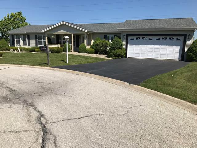 1110 Pegasus Court, Grayslake, IL 60030 (MLS #11088590) :: Helen Oliveri Real Estate