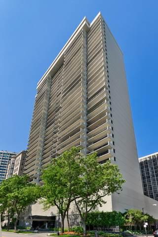 1212 N Lake Shore Drive 11BN, Chicago, IL 60610 (MLS #11088601) :: Ryan Dallas Real Estate