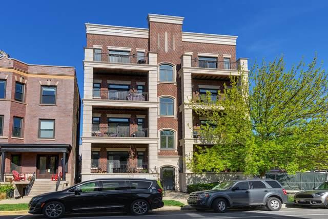 3021 N Southport Avenue 2B, Chicago, IL 60657 (MLS #11088606) :: Ryan Dallas Real Estate