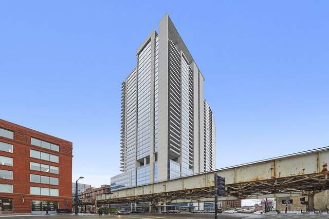 303 W Ohio Street #1905, Chicago, IL 60654 (MLS #11088630) :: Ryan Dallas Real Estate