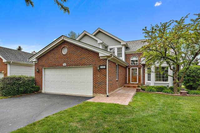 546 Rose Lane, Bartlett, IL 60103 (MLS #11088640) :: Suburban Life Realty