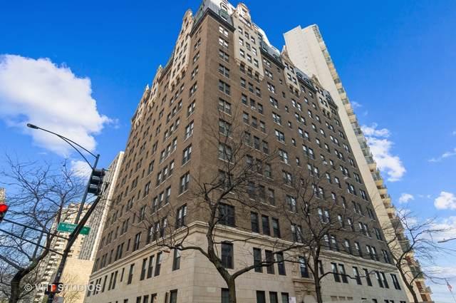 6101 N Sheridan Road 8C, Chicago, IL 60660 (MLS #11088647) :: Ryan Dallas Real Estate