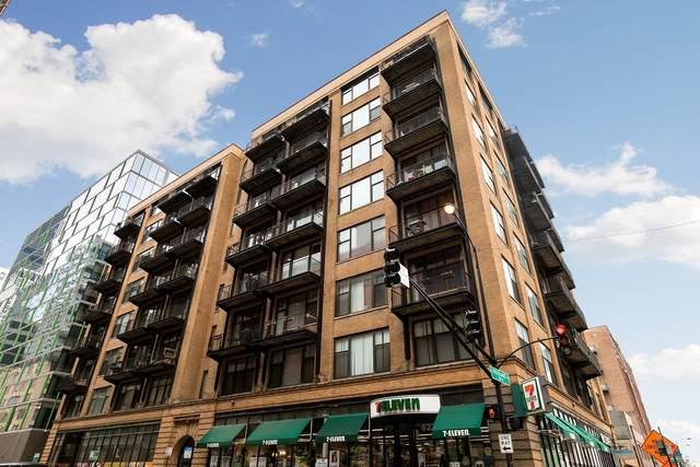 625 W Jackson Boulevard #405, Chicago, IL 60661 (MLS #11088706) :: Ryan Dallas Real Estate